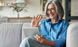 Grandmother online Doctor Apointment